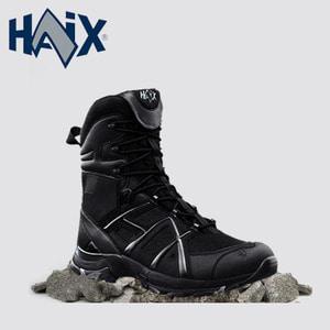 ATHLETIC 11 HIGH BLACK(HAIX)