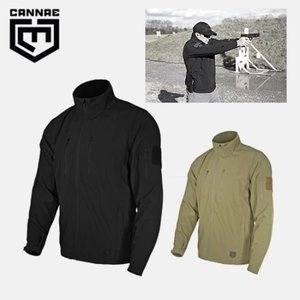 [CANNAE] THE SHIELD SOFT SHELL JACKET